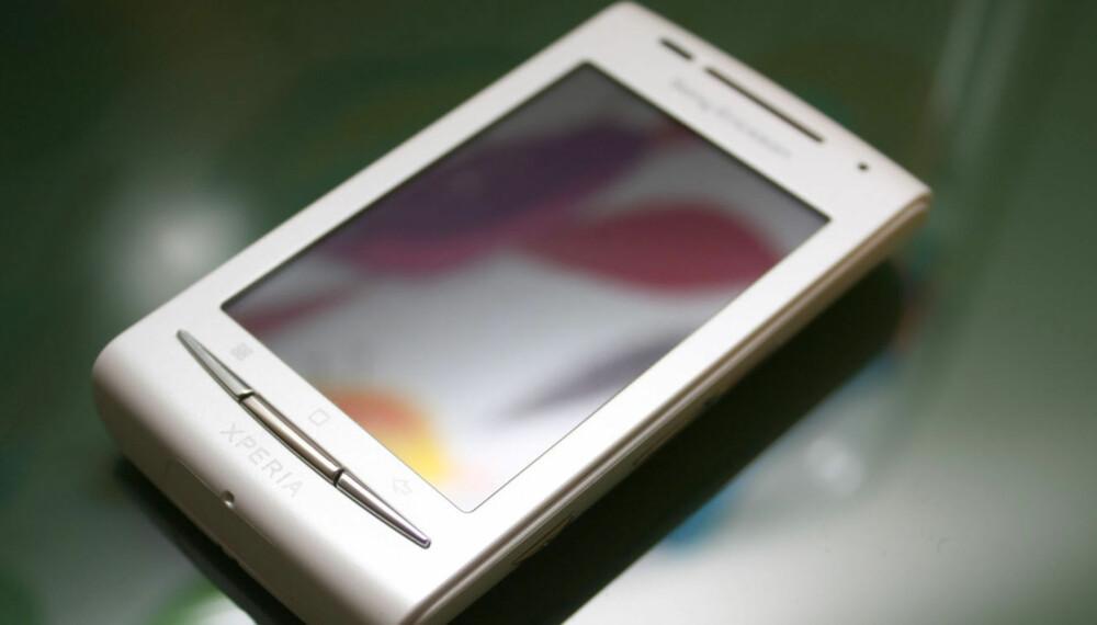 Sony Ericsson X8 ligner veldig på X10 Mini.