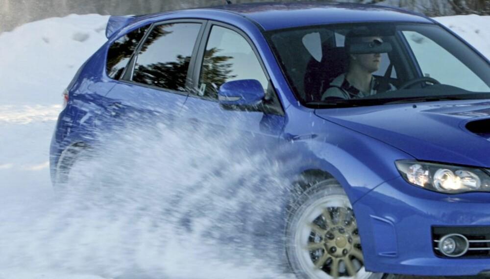 FORSKJELLIGE TEKNOLOGIER: Det finnes flere forskjellige firehjulstrekksystemer på markedet. Subarus modeller trekker konstant på alle fire.