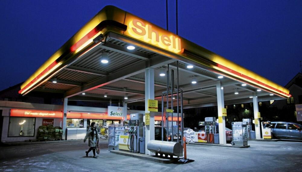 SPAR PENGER: Det er mange metoder for å spare penger på drivstoff.