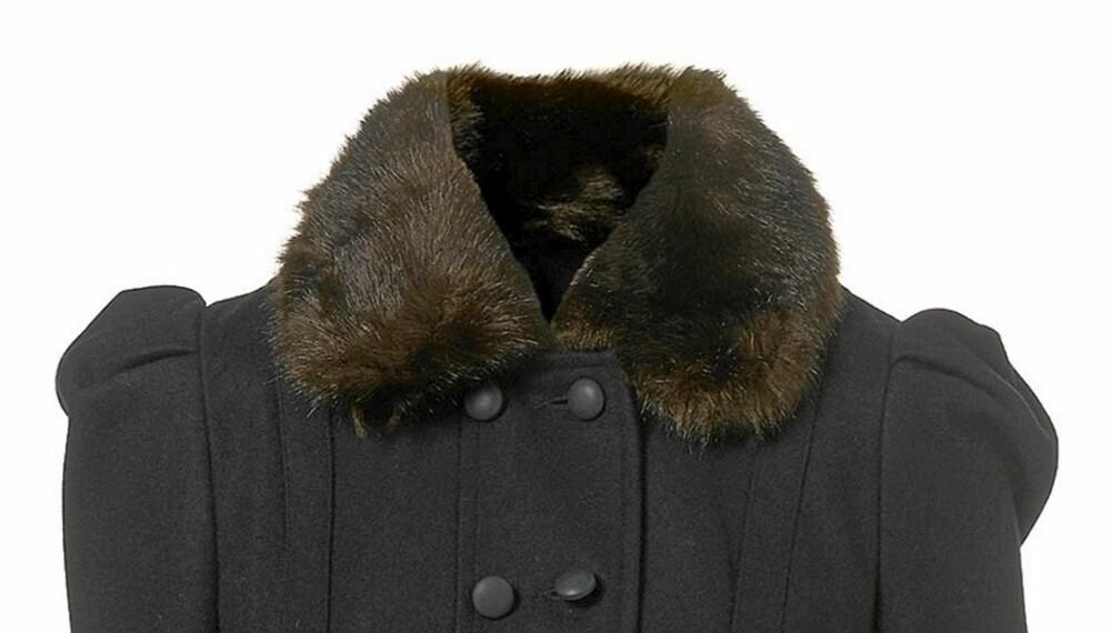 VINTERKÅPER: Velg blant disse flotte kåpene når du skal holde varmen i vinter.