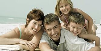 ENKEL FORSIKRING: Idoform Travel er en enkel og billig reiseforsikring for hele familien.