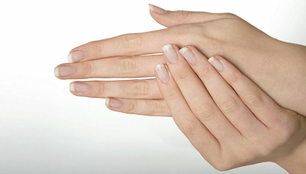 NØDHJELP FOR TØRRE HENDER: Unngå tørre hender i høstmånedenene med disse tipsene.
