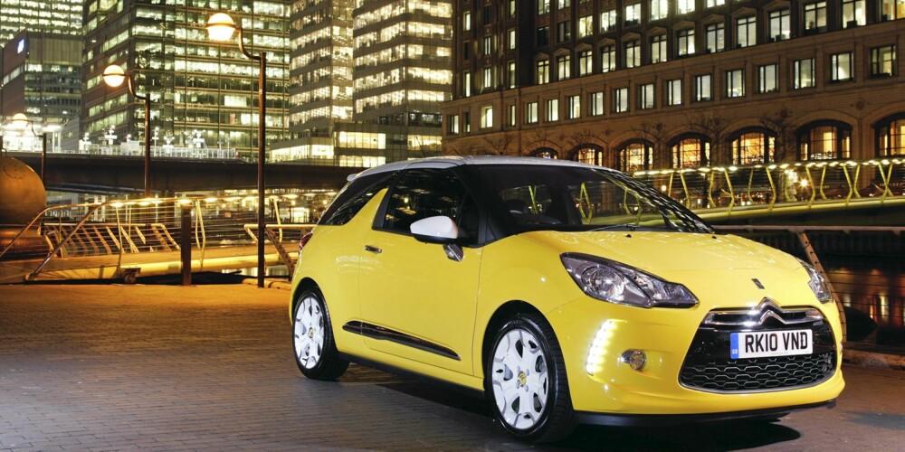 KANDIDAT: Citroën DS3