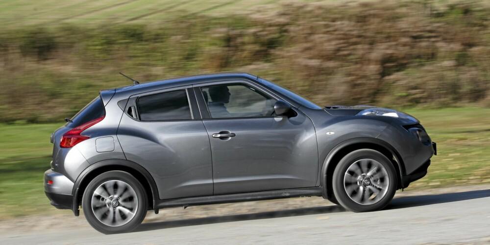 KANDIDAT: Nissan Juke