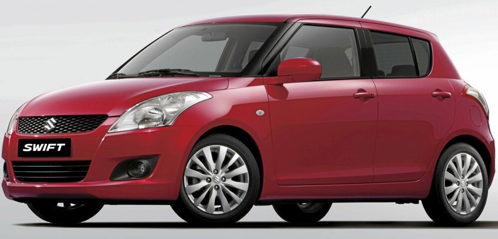 KANDIDAT: Suzuki Swift
