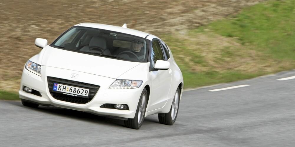 KANDIDAT: Honda CR-Z