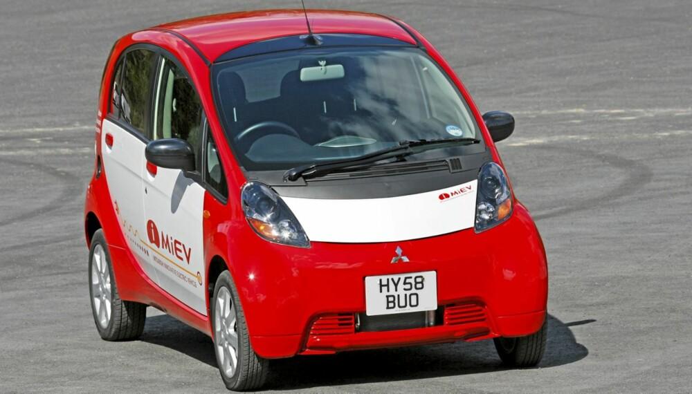 KANDIDAT: Mitsubishi i-MiEV