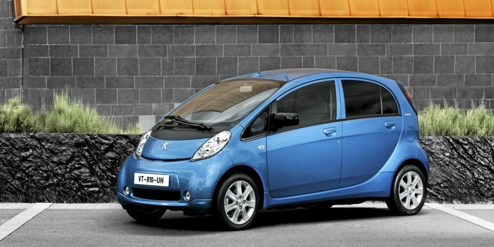 EL: Peugeot iOn.