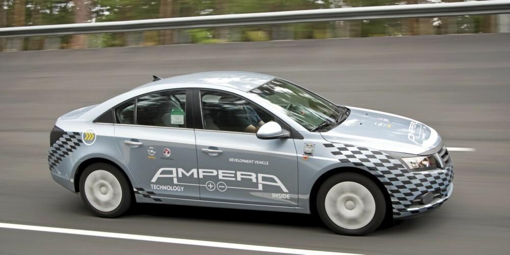 PLUG-IN: Opel Ampera
