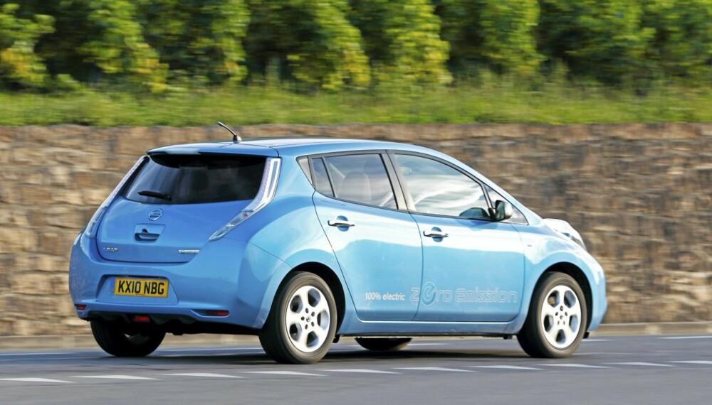 FRELSER? Nissan Leaf