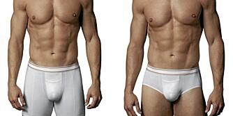3D-TRUSER: SPanx lanserer nå undertøy for menn med spesialgylf.
