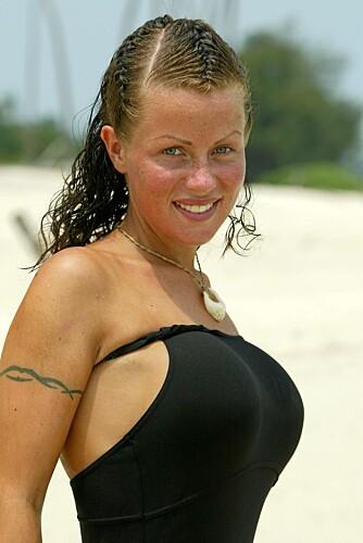 Lene Alexandra ble først kjent for publikum gjennom  Robinson-ekspedisjonen 2004.