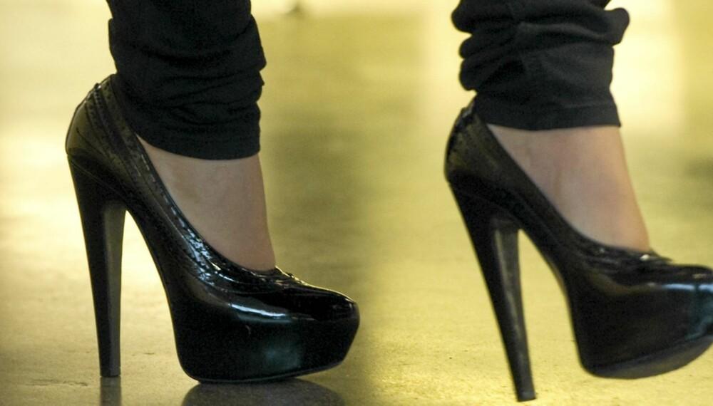 PARTYSKO: Med disse i skohyllen har du alltid et par sko å ha på deg.