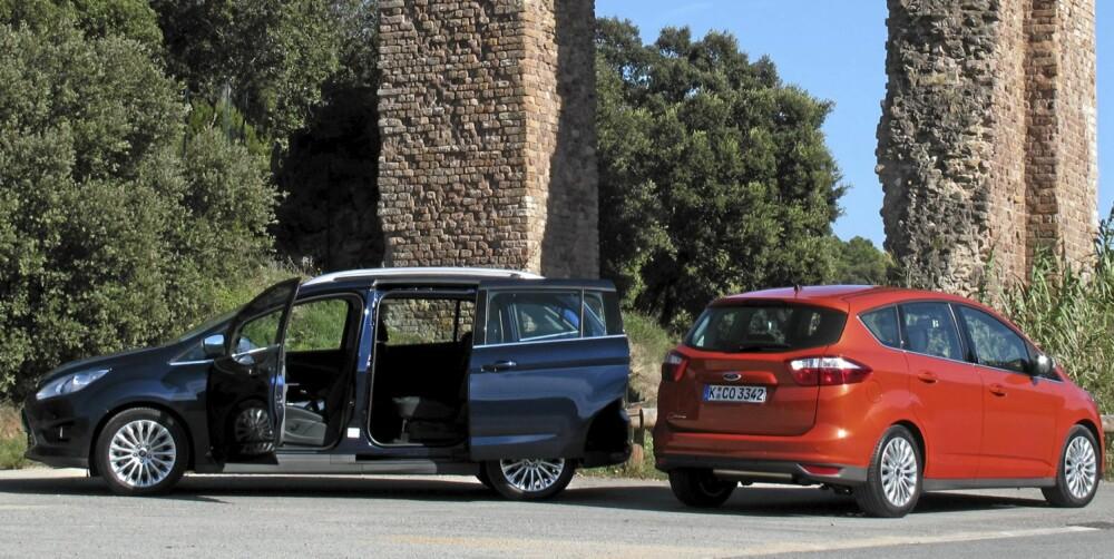 Ford C-Max og Grand C-Max