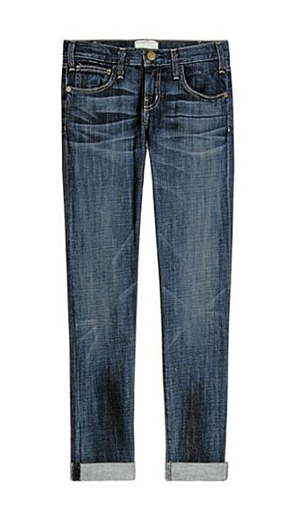 JEANS: Current/Elliott The Roller Jeans Pacific.