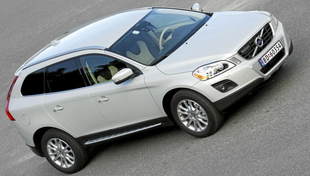 SPAR 50 000: Volvo XC60 koster 48 000 kroner mer dersom du ønsker firehjulsdrift.