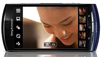 KAMERAFLAGGSKIP: Xperia Neo skal kunne ta bra bilder selv i dårlig belysning.