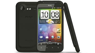SPEKKET: HTC Incredible er den mest avanserte telefonen fra HTC i år.