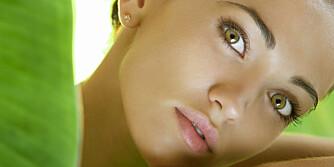 ØKOLOGISK KOSMETIKK: Naturen har også mye godt å by på når det kommer til kosmetikk.