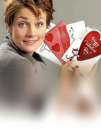 20 PROSENT PERNILLE: Pernille bruker en touch av seg selv i hovedrollen i sin egen humorserie «Åse Tonight».