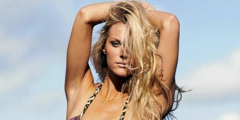 NUMMER 6: Brooklyn Decker.