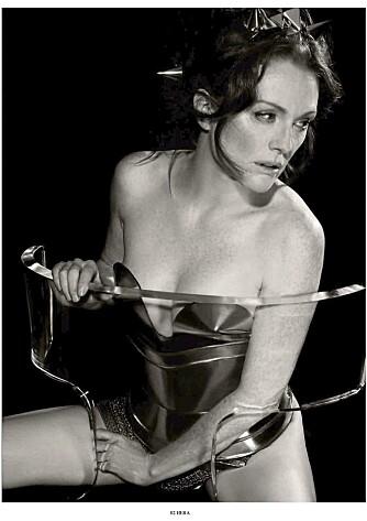 HOLLYWOOD: Den amerikanske skuespillerinnen Julianne Moore (51) er med i 2011-utgaven.