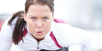 BAKKELØP: Treningsformen øker styrken i musklene og forbedrer løpeøkonomien.