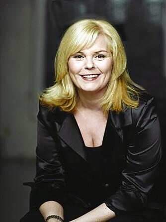 HÅRFIN: Gründer og eier av frisørkjeden Nikita Hair er Inger Ellen Nicolaisen.