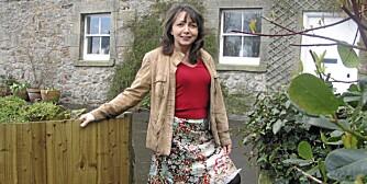 BLOGGER: Forfatter Judith O¿Reilly skriver også en populær blogg.