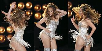 VERDENS VAKRESTE: Jennifer Lopez er kåret til verdens vakreste kvinne. Her fra en MTV-opptreden i fjor.