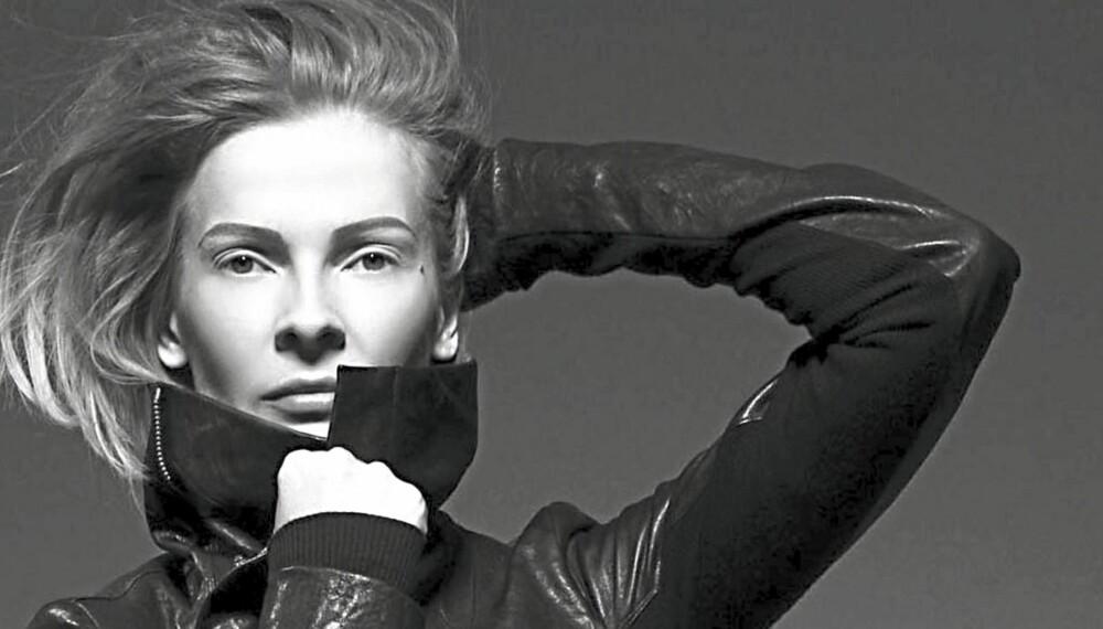 NATURLIG SKJØNNHET: Camilla Skovgaard bruker lite sminke til hverdags, og fokuserer mer på å gi fuktighet til hud og hår.