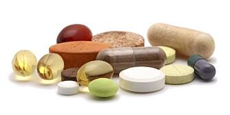 Mange kaster bort penger på vitaminer og mineraler de ikke trenger.