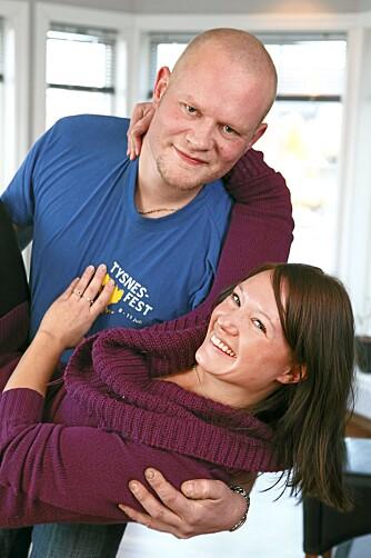 PAR: Det gikk bare noen måneder fra Cecilie traff sin Morten, til hun bestemte seg for å flytte sammen med ham.