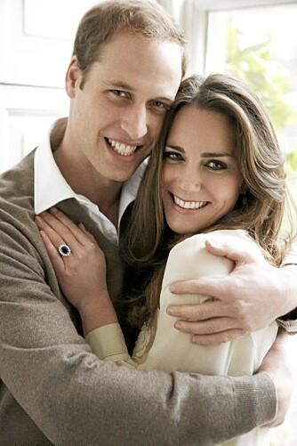 Prins William og Kate Middleton kan nå danse vals til Arnie Norses toner.