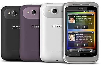 Wildfire S er HTCs budsjettmodell.