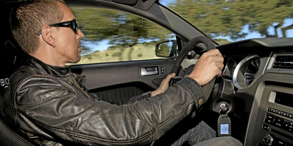 BANENØKKEL: For litt ekstra penger kan du få en egen nøkkel som forvandler bilen fra rå til ekstrem.