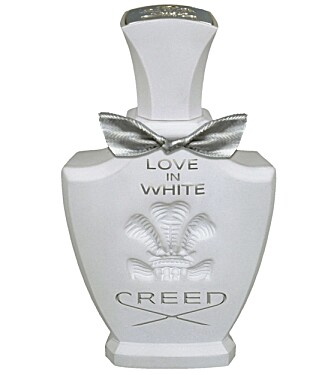 CREED: Love in White 75 ml (kr 1695).
