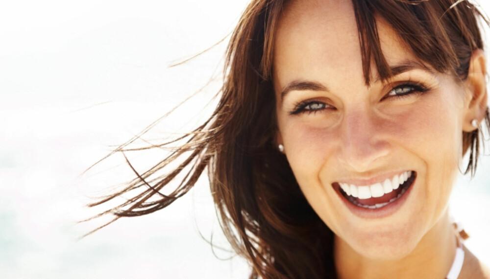 ENDELIG SOMMER: Selv om du føler deg utsultet på varmende solstråler trenger huden din solkrem.