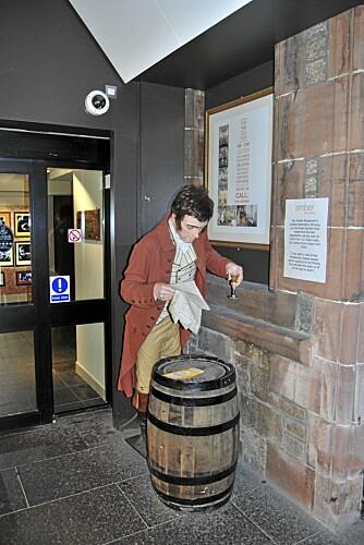 WHISKY FOR ALLE PENGA: Mye handler om whisky i Skotland. Vi Menn fant sitt whisky-eldorado.