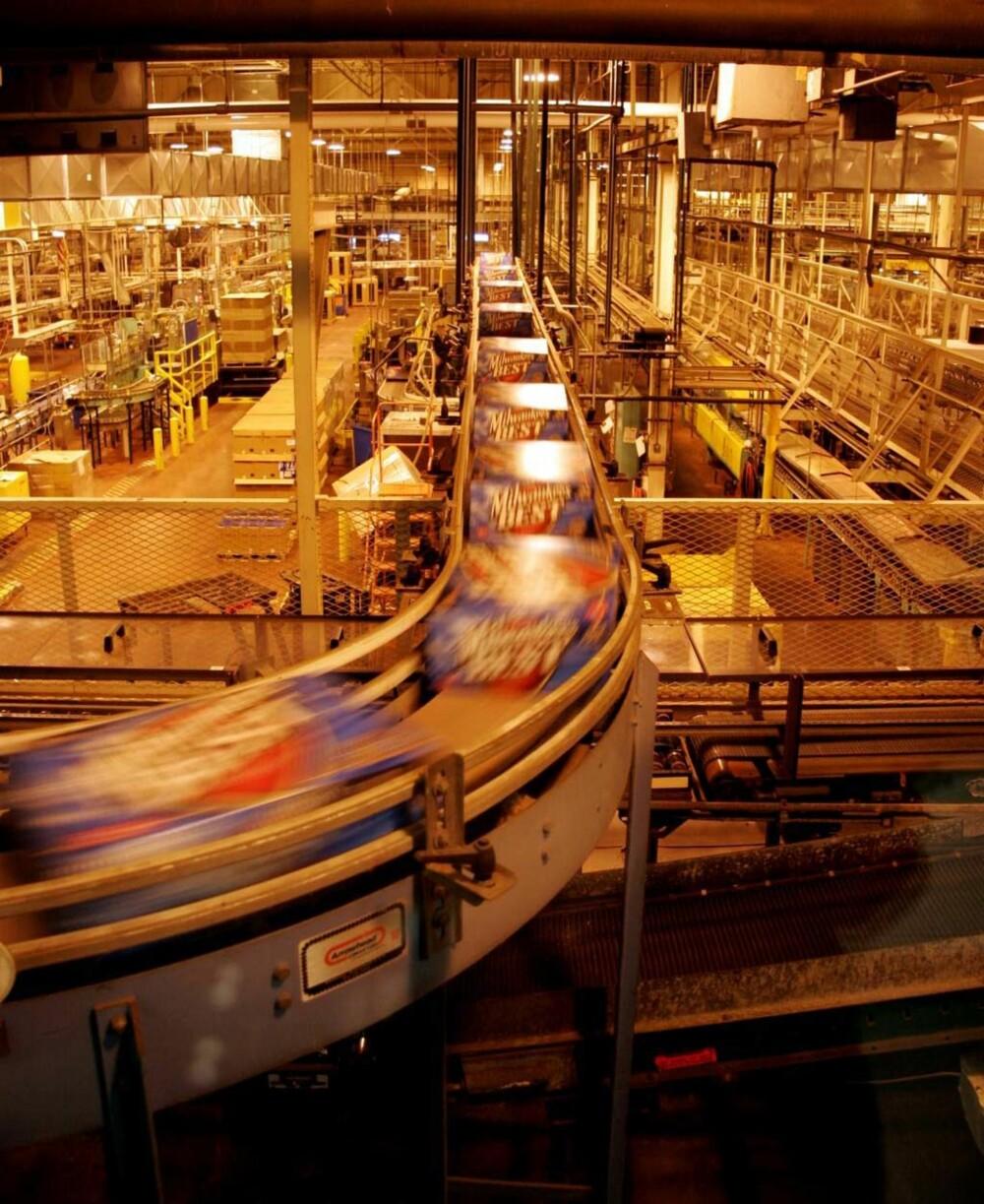 FORFRISKENDE: Bryggeribyen Milwaukee i delstaten Wisconsin er blitt kalt verdens ølhovedstad.