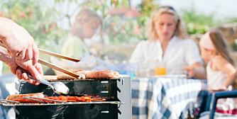 GODT: Med gode sauser, marinader og dressinger gjør du grillmiddagen enda bedre.