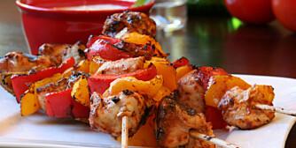 KRYDRET: Med en god marinade og spennende grønnsaker får du en bedre grillopplevelse.