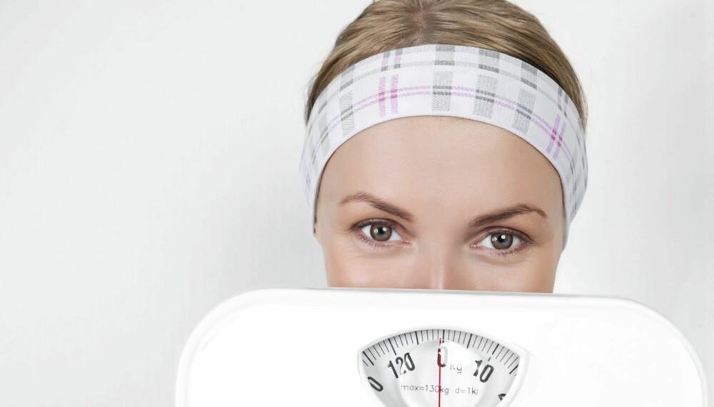 Har du slanket deg noen kilo i påvente av sommersesongen? Vi gir deg tips om hvordan du kan beholde vekten din. (Foto: Scanpix)