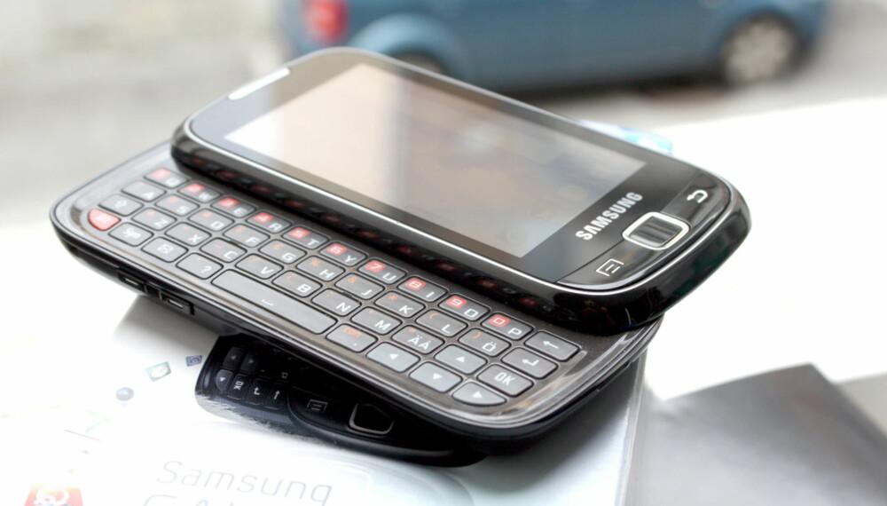 HUFF: Det er vanskelig å like Samsung Galaxy 551