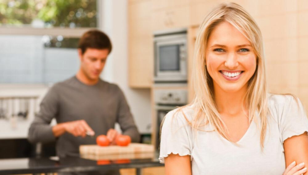 RASKT: Med mat som er klar for grillen kan du bruke litt mindre tid på kjøkkenet.