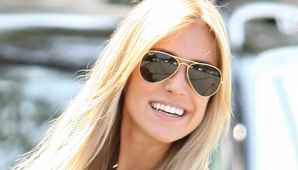 BRILLEFIN: Bli brillefin i sommersola, som Kristin Cavallari.