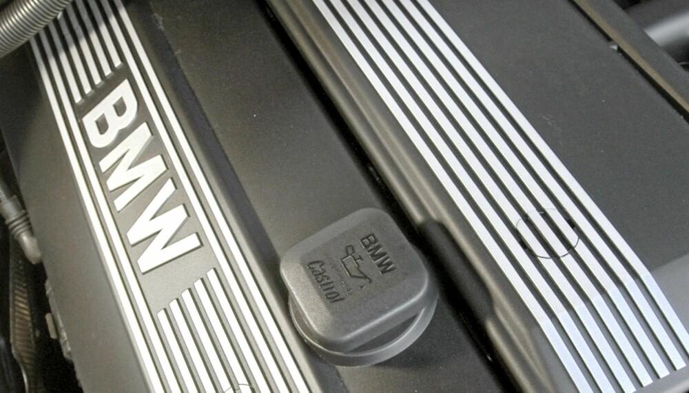 SPORTSLIG: BMW 5-serie byr på gode motorer og sportslige kjøreegenskaper.