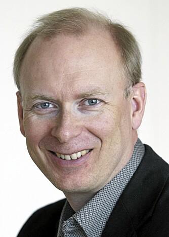 FORSKER: Trafikkforskningssjef i Folksam, Anders Kullgren