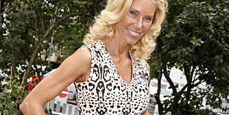 40 og «FABULOUS»: Anna Anka har funnet roen etter at hun fylte 40. Nå ser den Hollywood-bosatte svensken bare fremover.