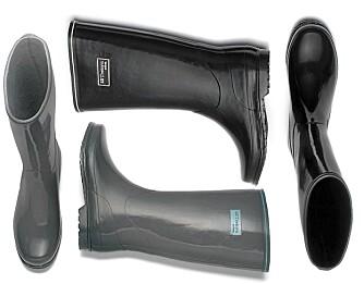 VINN: Et par støvler fra Tretorn i modellen Kelly, i enten grått eller svart.